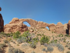 Arches National Park  by Chris